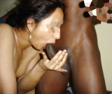 Indian Aunty Trying BBC