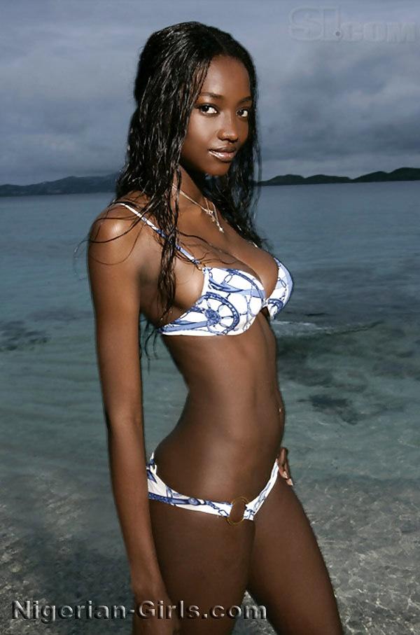 Фото негритянок в бикини 10 фотография