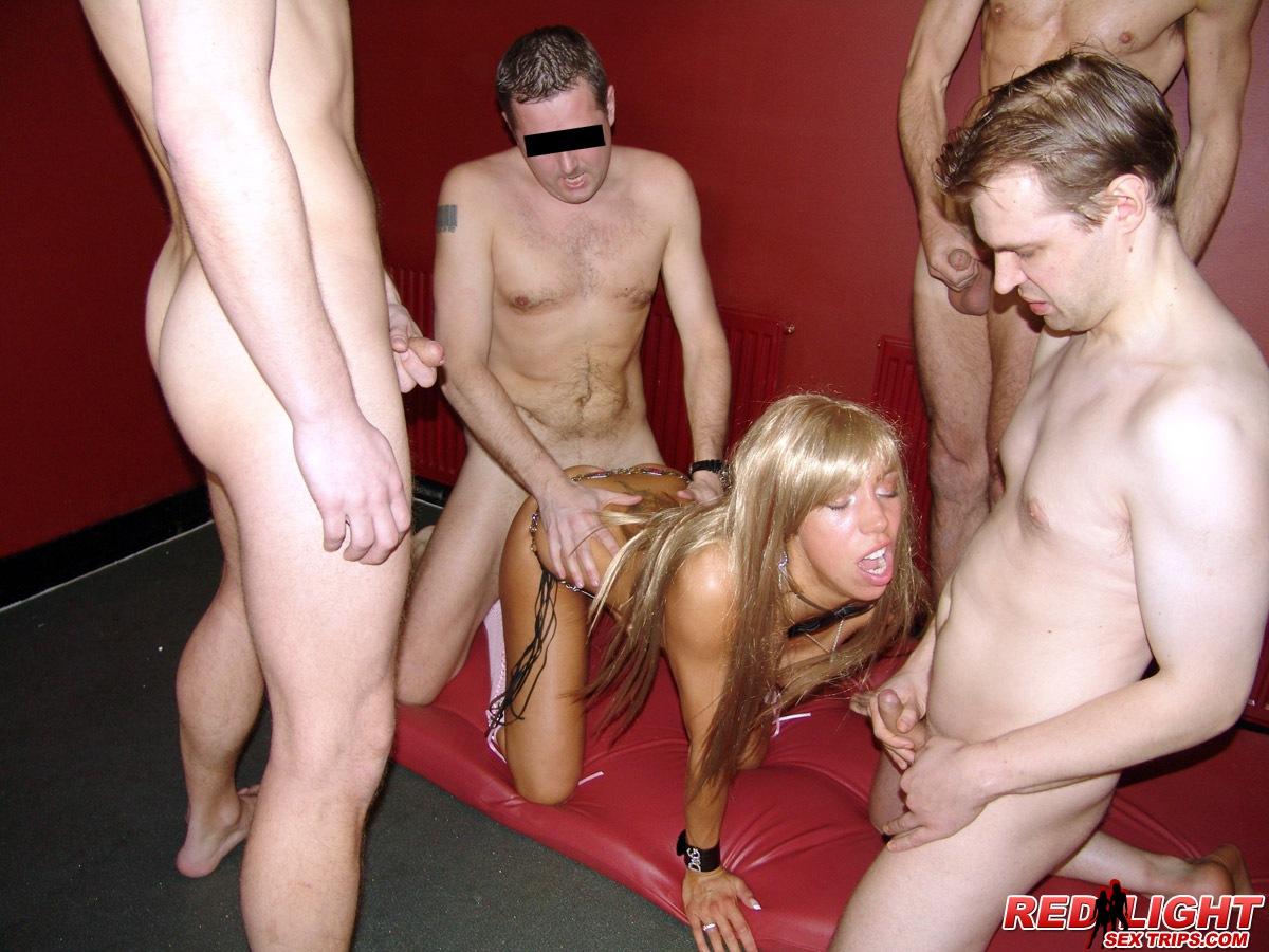 Bachelor party gangbang pics