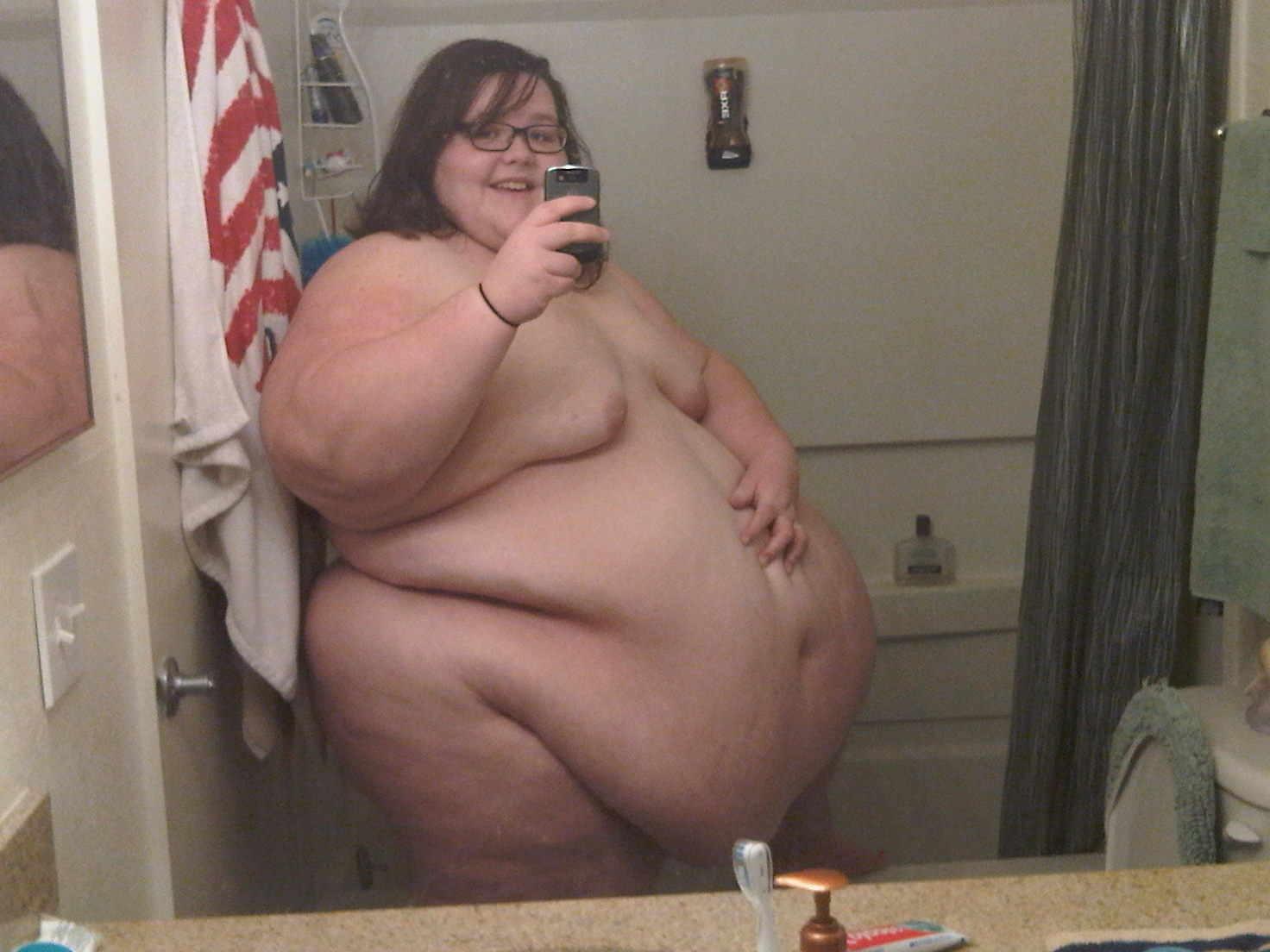 Толстые женщины голышом