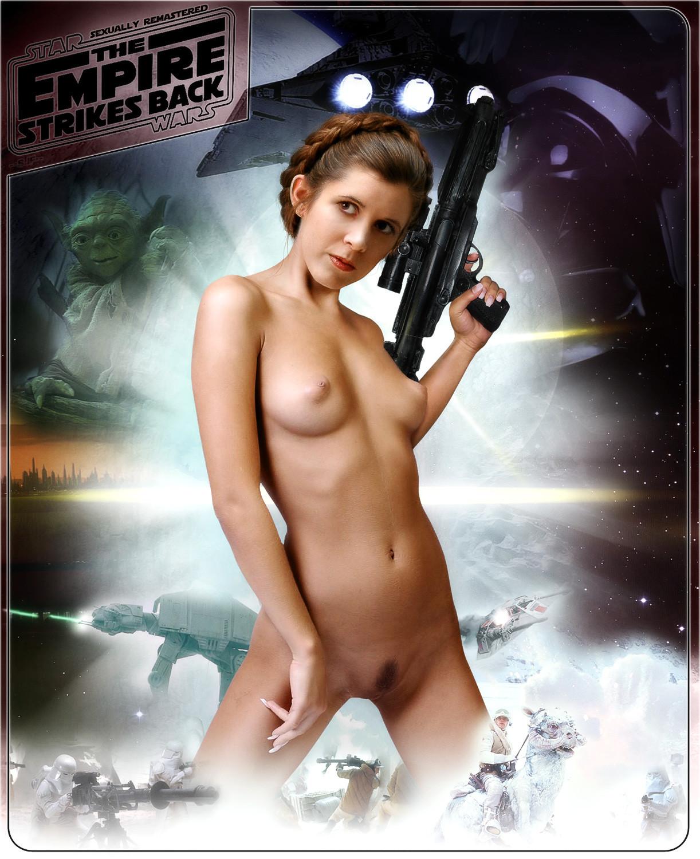 Princess leia nude pics sex tube
