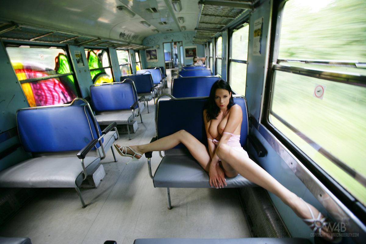 Сексуальный поезд