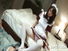 asian-maid-giving-her-horny-boss-a-footjob