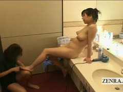 subtitle-cmnf-voluptuous-japanese-belly-button-cleaning