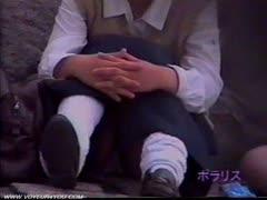 schoolgirls-wearing-uuniforms-show-up
