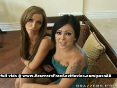 two-horny-babes-at-home-looking-at-a-porn-movie-get-excited