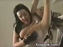 bdsm-woman-spanked-arrogantly