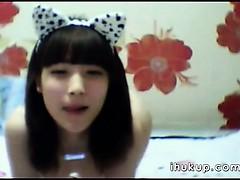 cute-korean-girl-stripping-sexy-on