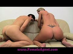 femaleagent-let-s-wank-together
