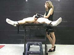 mistress-in-latex-gloves-masturbates-a-naked-tied-up-man