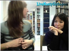 2-cam-girls-get-naked-in-public-library-2