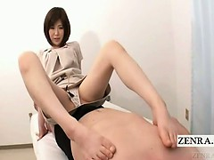 subtitled-japanese-femdom-domination-with-lewd-footjob