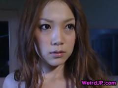 Asami Ogawa Gets Fucked In All Holes By Monster 14 By