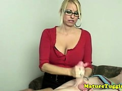 blonde-cougar-with-spex-tugging-hard-rod
