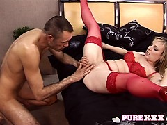 blonde-milf-getting-her-holes-fingered-really-good
