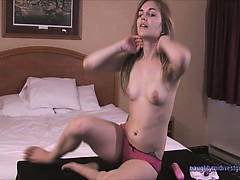 college-girl-ally-does-her-first-solo-video