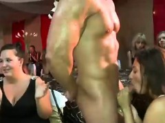 cfnm amateur sucks black strippers penis