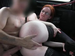 busty-redhead-chick-banged-with-driver-for-a-free-taxi-fare