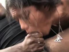 dirty-black-hood-rat-choking-and-gagging-during-face-fuck