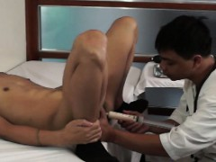 Dr Twink Takes A Look At A Patients Ass