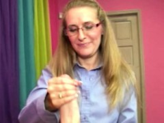pov-spex-mature-tugging-his-dong