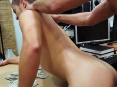 Straight Amateur Ass Fucked In Pawnshop