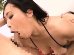 Mature Gets Nailed In Dirty Threesome