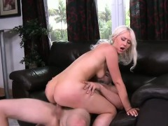kinky blonde christina gets penetrated by her boyfriend