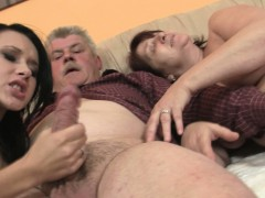 innocent woman is seduceed by granny and nailed by daddy granny sex movies