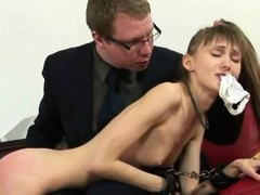 young-hot-brunette-spanked-and-fingered