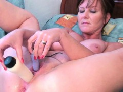 mom-s-soaked-pussy-needs-attention
