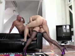 british-lady-in-stockings-getting-double-penetration