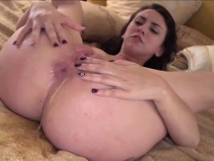 huge juicy assed mandy muse loves an anal creampie – طيزها كبيرة قوى