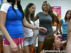 sorority-pledges-at-hazing-party-on-their-knees-sucking-one