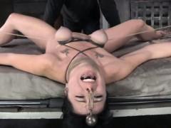 breast-bondage-sub-in-brutal-punishment