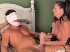 beautiful-mother-helps-out-her-step-son