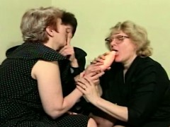 a-few-horny-grannies-playing-with-new-dildo