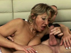 Sixtyplus Mom Plays As A Whore