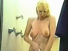 blonde-showering-and-masturbating-classic