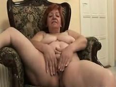 chubby-granny-mastubates-on-the-chair