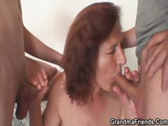 two-horny-buddies-fuck-granny