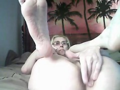 naughty-granny-teasing-her-pussy-and-ass