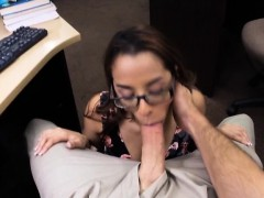 college-student-sells-books-and-gets-fucked-at-the-pawnshop