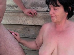 bbw-granny-makes-the-best-of-grandpa-s-small-penis