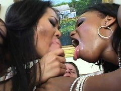 ebony-babe-and-an-asian-slut-fuck-in-a-threesome