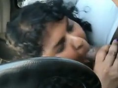 big indian blowing on a penis in the car – فيلم سكس مولع على الاخر من سكس هندى جديد