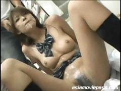 Erika Sato Is An Adventurous Slut, She Likes To Have Sex In