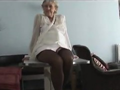 kinky-granny-teasing-her-mature-pussy