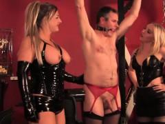 three-latex-femdoms-dominate-some-sissy-dude