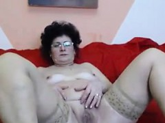 naughty-mature-woman-teasing-her-body